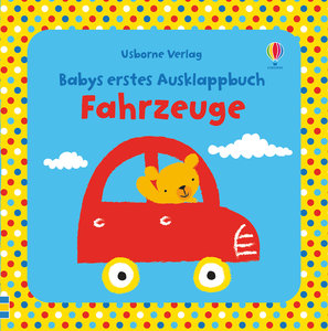 Babys erstes Ausklappbuch: Fahrzeuge