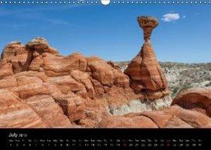 USA Nature Deluxe (Wall Calendar 2015 DIN A3 Landscape)