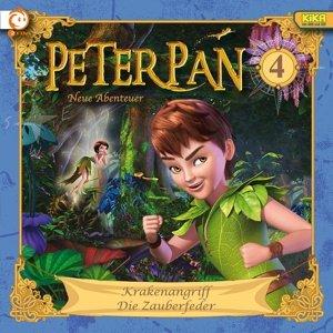 Peter Pan 04: Krakenangriff / Die Zauberfeder
