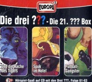 Die drei ??? Box 21 (drei Fragezeichen)
