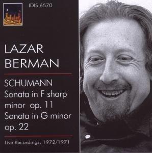 Lazar Berman spielt Schumann
