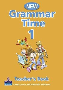 Grammar Time Level 1 Teachers Book New Edition