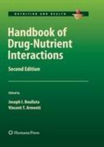 Handbook of Drug-Nutrient Interactions. CD-ROM