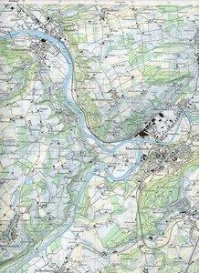 Swisstopo 1 : 25 000 Bischofszell