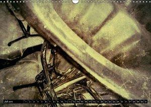 Bleicher, R: Musik im Fokus (Wandkalender 2015 DIN A3 quer)