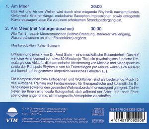 Am Meer. CD