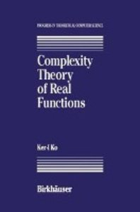 Complexity Theory of Real Functions