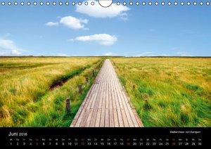 Sylt (Wandkalender 2016 DIN A4 quer)
