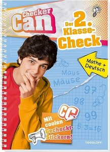 Checker-Can. Der 2. Klasse-Check Mathe & Deutsch