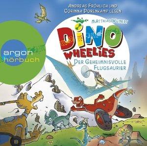 Dino Wheelies - Der geheimnisvolle Flugsaurier