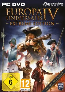 Europa Universalis IV - Extreme Edition. Für Windows XP/Vista/7/