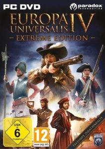 Europa Universalis IV - Extreme Edition. Für Windows XP/Vista/7/