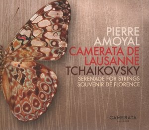 Serenade For Strings & Souvenir De Florence