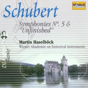 """Sinfonien 5 & """"Unfinished"""