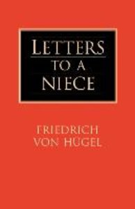 Letters to a Niece