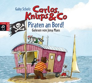 Carlos,Knirps Und Co(4)-Piraten An Bord!