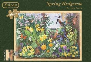 Jumbo Spiele 11137 - Spring Hedgerow, 200 Teile, XL