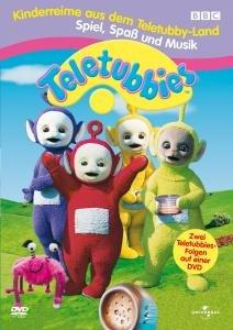 Teletubbies - Kinderreime aus dem Teletubby-Land & Spiel, Spaß u
