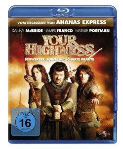 Your Highness-Schwerter,Joints Und Scharfe Bräute