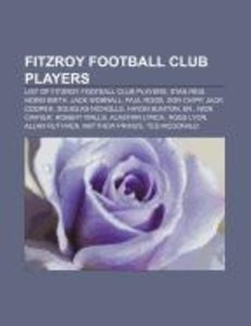 Fitzroy Football Club players