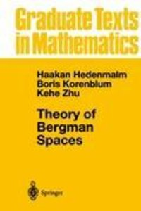 Theory of Bergman Spaces