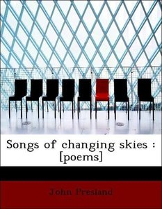 Songs of changing skies : [poems]