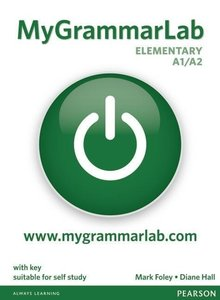 MyGrammarLab Elementary with Key and MyLab Pack