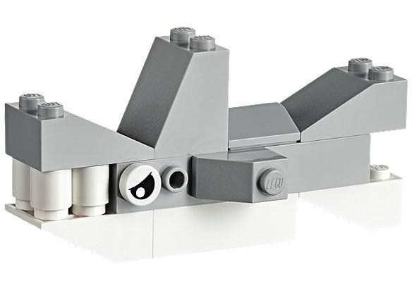 LEGO Classic 10693 - Baustein-Ergänzungsset - zum Schließen ins Bild klicken