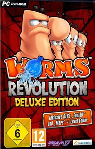 Worms Revolution: Deluxe Edition