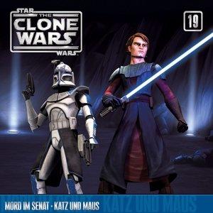 Star Wars - The Clone Wars 19: Mord im Senat / Katz und Maus