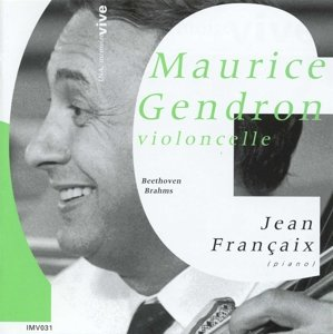 Maurice Gendron-Violoncelle