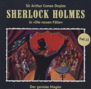 Sherlock Holmes - Neue Fälle. 13. Der geniale Magier
