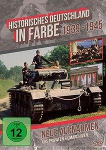 Historisches Deutschland in Farbe 1939-1945/DVD