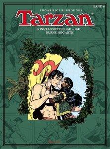 Tarzan. Sonntagsseiten Bd 6 / Tarzan 1941 - 1942