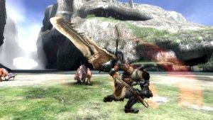 Monster Hunter 3 - Tri