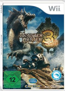 Monster Hunter 3 - Tri