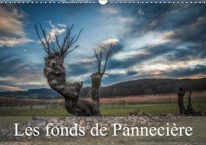 Les fonds de Pannecière (Calendrier mural 2015 DIN A3 horizontal