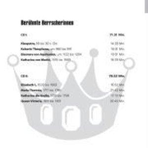 Berühmte Herrscherinnen