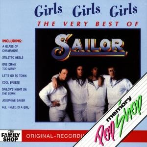Girls Girls Girls-The Very Best Of Sailor