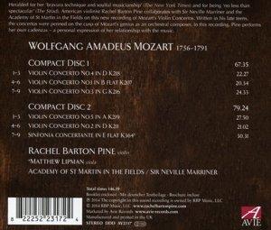 Complete Violin Concertos/+