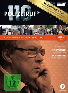 Polizeiruf 110-MDR Box7 (DVD)