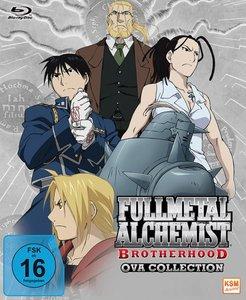Fullmetal Alchemist: Brotherhood - OVA Collection 1-4