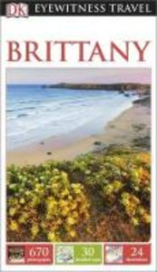 DK Publishing: DK Eyewitness Travel Guide: Brittany