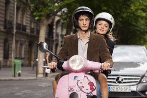It Boy-Liebe auf Französisch (Alles Liebe)