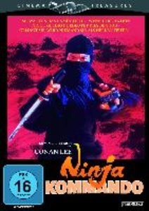 Ninja Kommando-Cinema Treasures