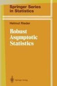 Robust Asymptotic Statistics