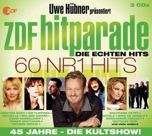60 Nr. 1 Hits - Uwe Hübner präsentiert ZDF Hitparade: Die echten
