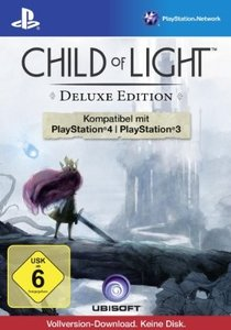 Child of Light Deluxe Edition für PS3 + PS4 (Download Code)