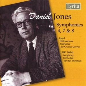 Jones Sinfonien 4+7+8