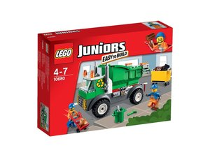 LEGO® Juniors 10680 - Müllabfuhr